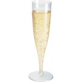 Champagneglas 135ml, 10 stuks* PVC