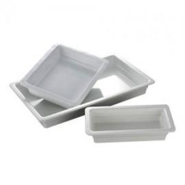 Melamine Gastronormbak 1/1 53x32,5cm H2cm Wit