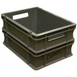 Cuinox bak stapelbaar 400x300x220mm