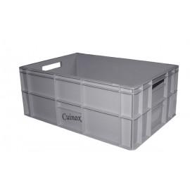 Cuinox bak stapelbaar 600x400x170mm