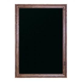 Krijtbord Authentic 40(h)x30cm