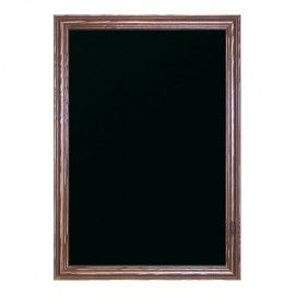 Krijtbord Authentic 90(h)x60cm