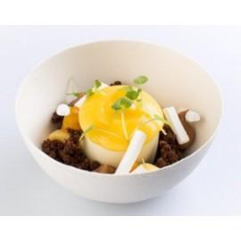 Bagastro rietsuiker bowl 300ml Ø100xH50mm 40st