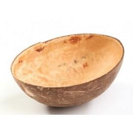 Coconut kokosnoot kom ovaal 110/150xH60/90mm 10st