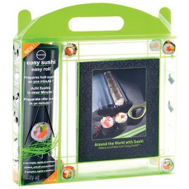 easy sushi kit + receptenboek