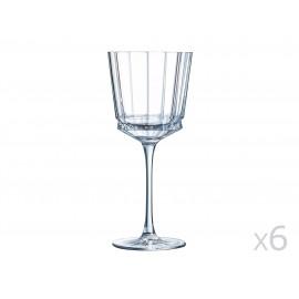 Macassar Wijnglas 25cl 6st