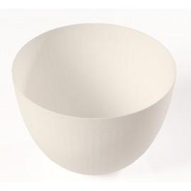 Bagastro rietsuiker bowl 600ml Ø120xH80mm 20st