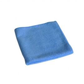 Microvezel Doek 40x40cm 5st Blauw
