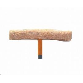 Raamwashouder + microvezel vacht 35cm