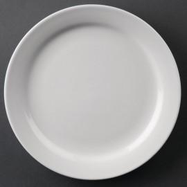 Bord Met Brede Rand 16,5cm 12st