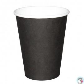 Fiesta Hot Cups zwart 34cl 1000st