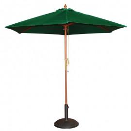 Bolero ronde groene parasol 3 meter
