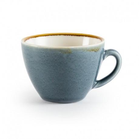 cappuccinotassen blauw 34cl (6 Stuks)