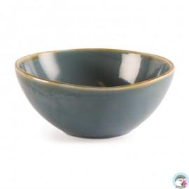 schalen blauw 16,5cm (6 Stuks)