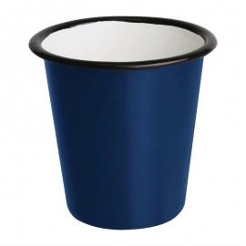 Beker Wit/Blauw 31cl 6 Stuks