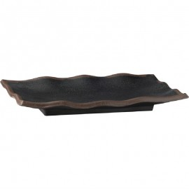 Marone Schaal 22,5x15xh3cm