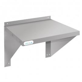 Vogue RVS oven/magnetron wandplank