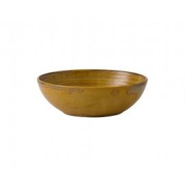 Evo Bronze Diep Kom Ovaal 16,5cm