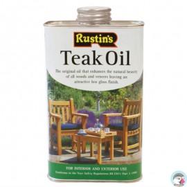 Rustin's teakolie 1ltr