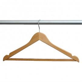 10ST. houten garderobehanger