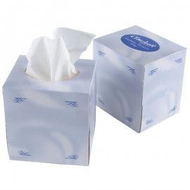 24x Tissuedozen voor vierkante tissuebox