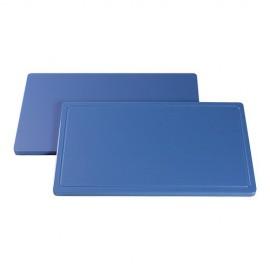 Snijblad Blauw Met Geul GN1/1 HACCP