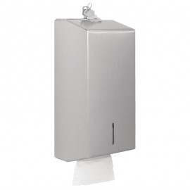 RVS toilettissue dispenser