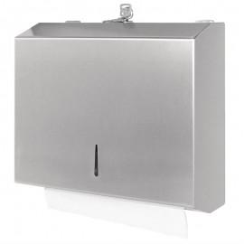 RVS handdoekdispenser