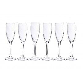 COSY MOMENTS CHAMPAGNEGLAS 19CL SET6