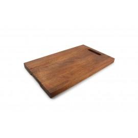 Snijplank 55x32cm hout Chop