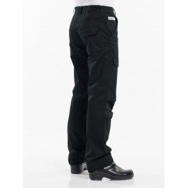 Koksbroek Worker Black