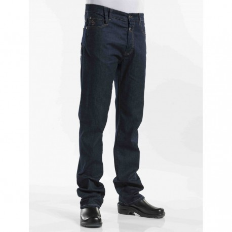 Koksbroek Jeans Blue Denim